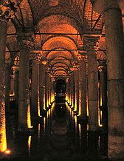Basilica Cistern of Constantinople