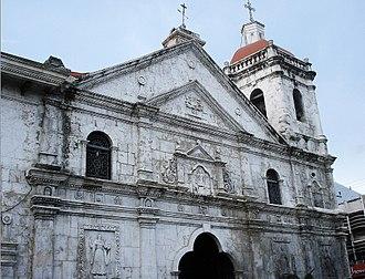 Basilica del Santo Niño - Image: Basilica del Santo Nino in Cebu