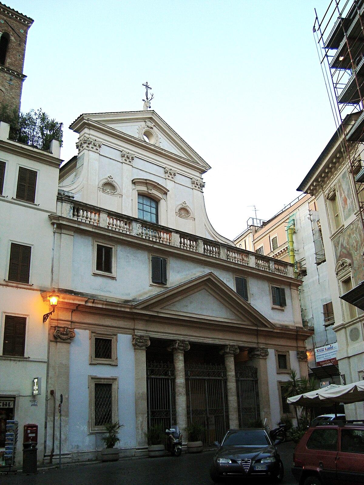 Sant Eustachio Wikipedia