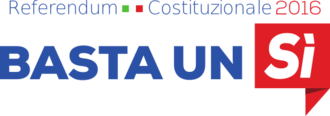 Just a Yes - First logo of the campaign.
