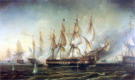 July 5: Battle of Cape St. Vincent BatalhaCaboS.Vicente.jpg