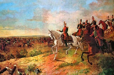 August 6: Battle of Junín Batalla de Junín.jpg