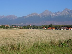 Batizovce under High Tatras.jpg