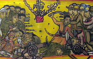 Battle of Adwa Tapestry Closeup.png