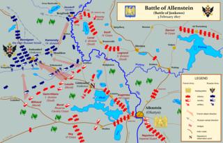 Battle of Allenstein