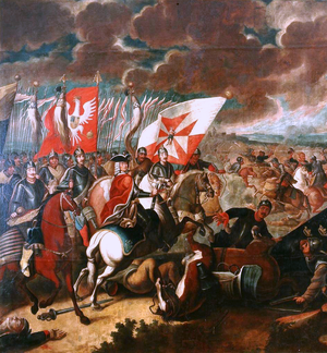 Battle of Kalisz - Image: Battle of Kalisz 1706