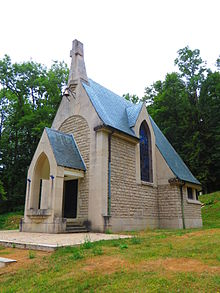Beaumont-en-Verdunois Chapelle Saint-Maurice.JPG