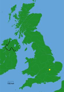 Bedford - Bedfordshire red dot.png