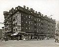 Beers Hotel. Grand Avenue and Olive Street, northwest corner.jpg