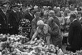 Begrafenis brandweermeester J. Huiskens , omgekomen bij Marbon, Oosterbegraafpla, Bestanddeelnr 924-8150.jpg