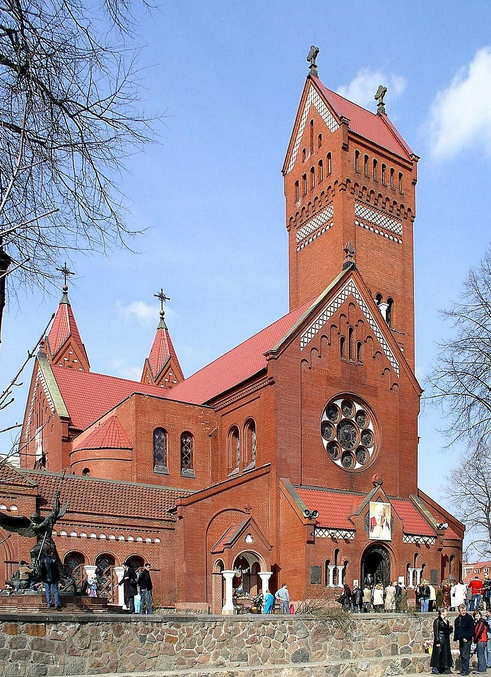 Belarus-Minsk-Church of Simon and Helena-7-2
