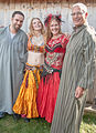 Belly dancers and great musicians prove that life is good! (8008077515).jpg