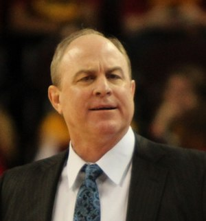 Ben Howland - Howland with UCLA in 2012