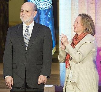 Ben Bernanke - Ben and Anna Bernanke