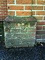 Benchmark on St Nicolas CE Junior School - geograph.org.uk - 2094120.jpg