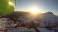 Bend, Oregon Scenic Helicopter Flight over the Cascades Sunset.png