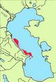 Benthophilus leptorhynchus range.png