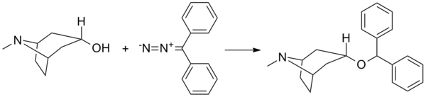 Benztropine synthesis.png