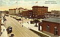 Berkeley Square and station postcard.jpg
