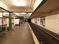Berlin - U-Bahnhof Französische Straße - Linie U6 (7046199547).jpg