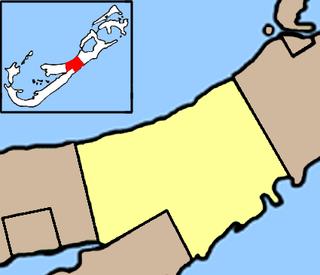 Devonshire Parish parish of Bermuda