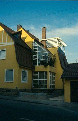 Tübinger Straße in Filderstadt