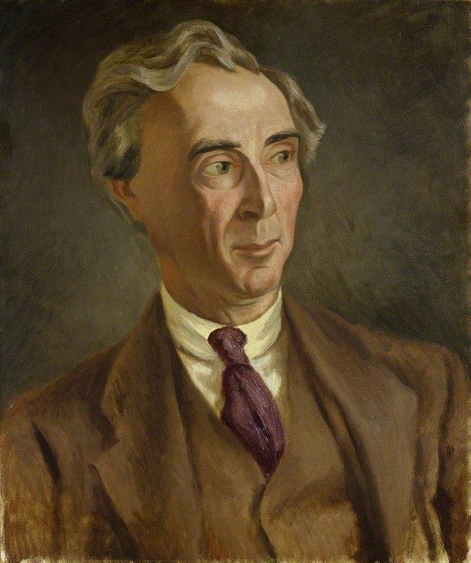 Bertrand Arthur William Russell, 3rd Earl Russell