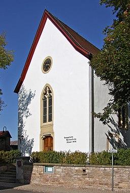 Biebelsheim Evangelische Kirche 20100922