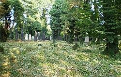 Bielsko-Biała Cmentarz żydowski 003