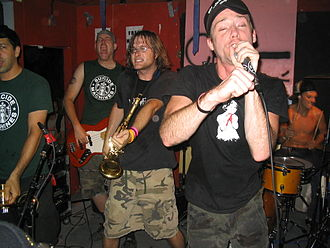 Big D and the Kids Table - Big D and The Kids Table performing in San Diego circa 2004