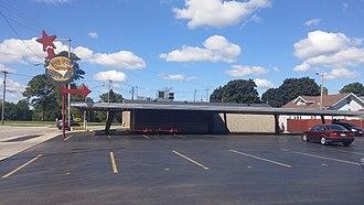 Kenosha, Wisconsin - Big Star Drive-In Restaurant