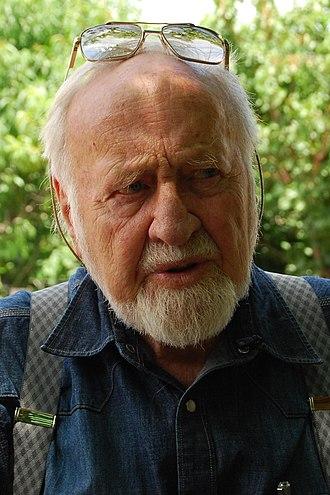 Bill Mollison - Mollison in 2008