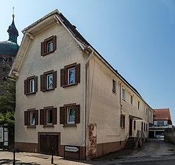 Alte Torstraße in Billigheim-Ingenheim