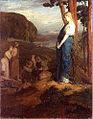 Billotey, Virgile contemple une scène rustique.JPG