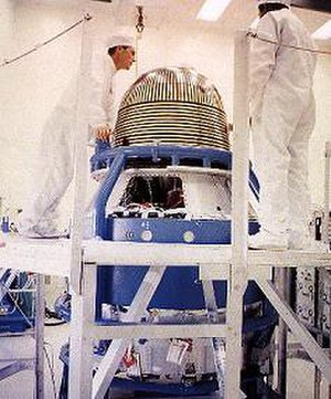 Biosatellite program - Image: Biosat 3
