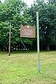 Birthplace marker - Oliver Ellsworth Homestead - Windsor, Connecticut - DSC04353.jpg