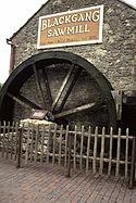 Blackgang Sawmill