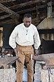 Blacksmith hammers out new tools (8d53479e-2efc-4d16-9975-58f5d9fc670d).JPG
