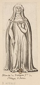 Blanche of Britanny (1271-1327), wife of Philip of Artois.jpg