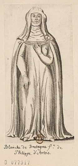 Blanche of Britanny (1271-1327), wife of Philip of Artois.jpg