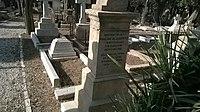 Blankertz, Pauline Zionsfriedhof Jerusalem-2.jpg
