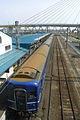 Blue Train Nihon-kai 寝台特急 日本海 (2474098704).jpg