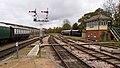 Bluebell Railway - Horsted Keynes station (5).jpg