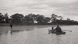 Waljeers County - Fishing on Lake Waljeers