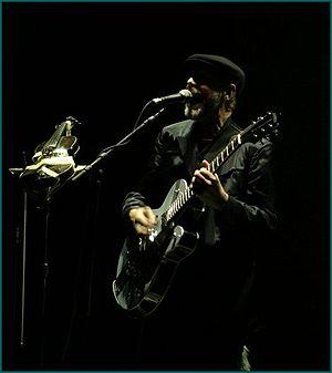 Bob Drake (musician) - Bob Drake performing at NEARfest 2007
