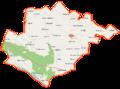 Bodzanów (gmina) location map.png