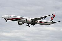 Boeing 777-3E9ER S2-AFO Bangladesh Biman Airlines (10497235545).jpg