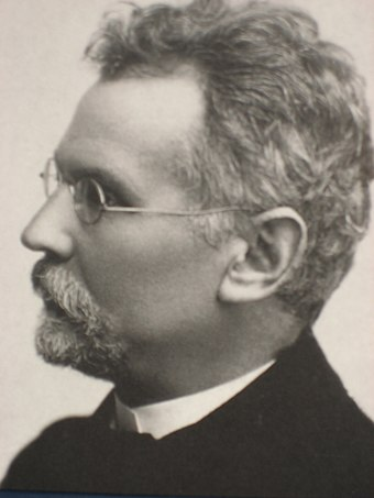 Boleslaw Prus (1847-1912), a leading novelist, journalist and philosopher of Poland's Positivism movement Prus 002.jpg