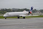 Bombardier CRJ-900LR 'EI-FPD' Scandinavian Airlines System (44082920175).jpg
