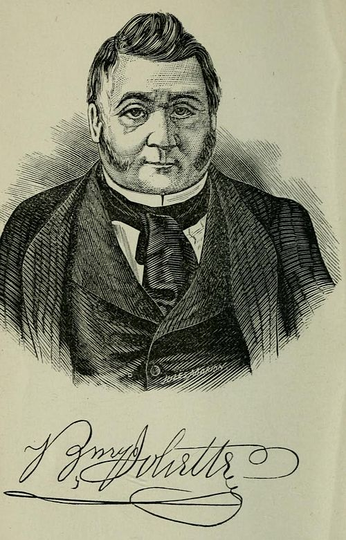 Bonin - Biographies de l'honorable Barthélemi Joliette et de M le Grand vicaire A Manseau, 1874, illust 01.jpg